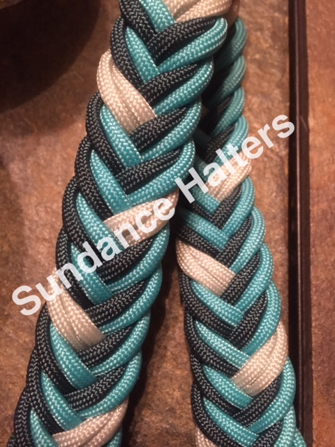 Paracord Rein Options